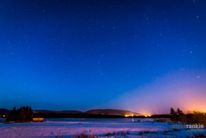 Stars Over Mabou by steverankin