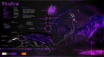 Shadow Reference Sheet [2015] by Nychata