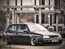 Golf VR6 by Clipse89