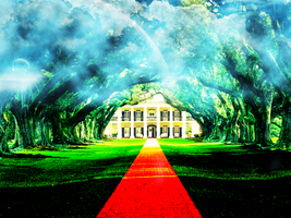 Destination reached - The Planetarial Plantation by jesus-at-art
