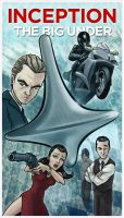 Inception Comic Cover Contest by andrewchandler80