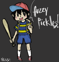 NeSs by oceansigh