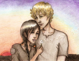 10.Breathe Again-KatnissxPeeta by commoner-pocky