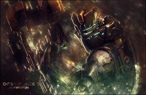 Dead Space 2 by xsinxzerox