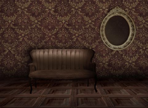 brown room by ALiceFaux