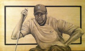 Tiger Woods 1 by bigcas61