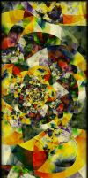 Enchanted Garden Frame 2 by AbstractApproach
