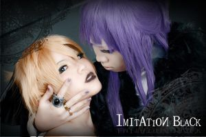 Imitation Black: Imperfect Love by yumi-ojou-sama
