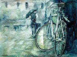 Bicycle 2 by chatte-bleu