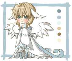 Adoptable Angel~! [CLOSED] by OtakuPup