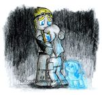 mc:sm - sad times by Rr-The-Anonymous