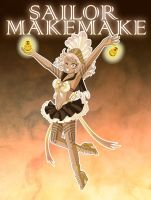 Sailor MakeMake by silver-eyes-blue