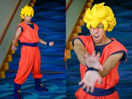 Super Sayian by gamefan23