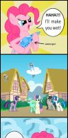 That awkward moment... by Underpable