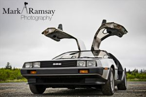 Delorean by Film-Exposed
