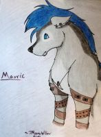 Mavric by 7MoonWillow