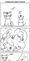 Fruits Basket mini comic by pashte-chan