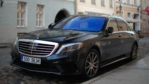 Mercedes-Benz S63 ///AMG by ShadowPhotography
