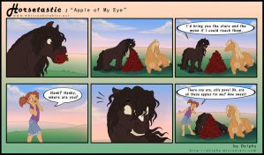 Horsetastic - Apple of My Eye by DolphyDolphiana