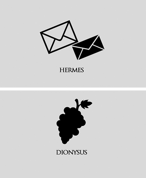 Cabins - Hermes and Dionysus