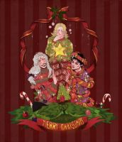 Christmastree by Ailovc