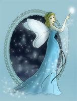 The blue fairy by neohin