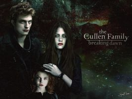 Cullen family by Sparta9ue