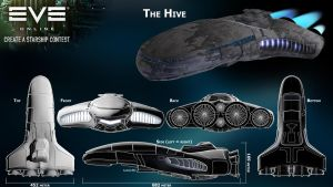 EVE S.S.C. - The Hive by keller53