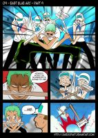 09 - Bad-Ass Zoro? by JaredofArt