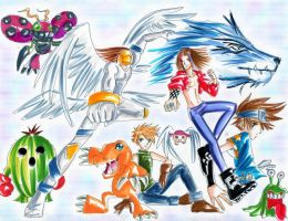 Ludovan DiGiMON 01 by ludovan