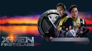 X-Men: First Class by pilka3331