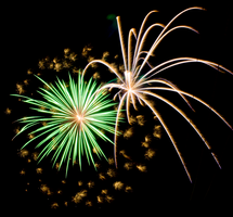 2012 Fireworks Stock 27 by AreteStock