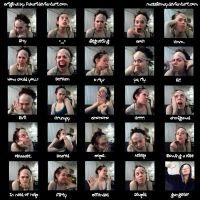 Expression Meme live action by MazzieMay