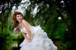 wedding shooting by justyean