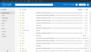 [Stylish] Windows 8 / Outlook Theme for Gmail by hplhu