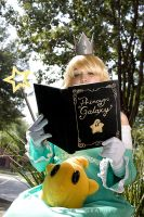 princess book by PrisCosplay