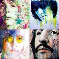 The Beatles  by why-so-siriuss