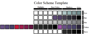 Adelaide's Color Scheme by dibandgazbrothersis