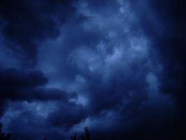 stormy sky 11 by Tash-stock