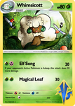 Vs2 UTW 2015 Entry: Whimsicott by Fulishagirl