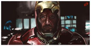 Iron Man by Changinghand
