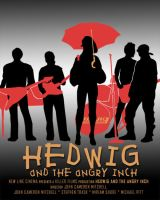 Hedwig + the Angry Inch, vers1 by maliciousfaerie