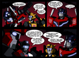 Transformers: IGNITION - Page 15 by KrisSmithDW