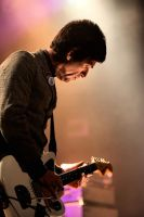 Johnny Marr and The Healers:  Johnny Marr by basseca