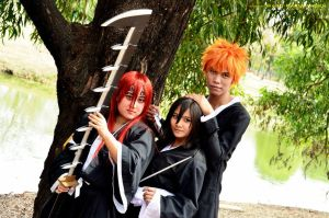 Bleach: The Three of Us 2 by HRecycleBin