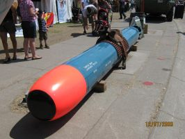 Calgary Stampede: Mk 48 Mod 4 by ChapterAquila92