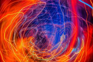 Light Painting by Qels