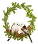 Wreath by moussee
