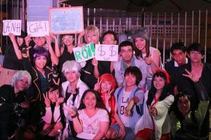 C4- 1st place cosplay group live action by snagsephy