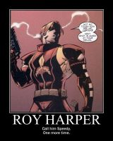 Motivation - Roy Harper by Songue